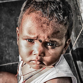 by Pranjal  Kumar Ƿrānx - Babies & Children Child Portraits (  )