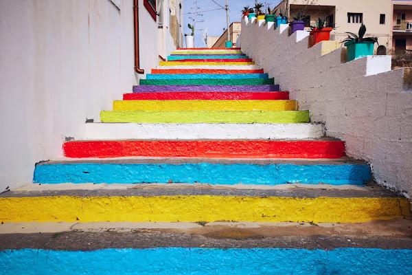 """Un """"colore"""" dopo l'altro ...  di Ivan Bertusi"""