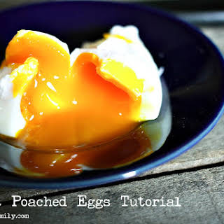 Perfect Poached Eggs.