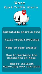 Download New Waze 2018 GPS Navigation & Maps Tips For PC Windows and Mac apk screenshot 3