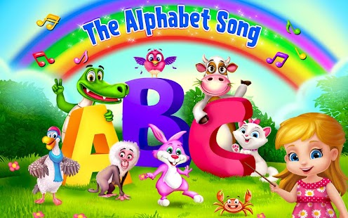 ABC Song - Kids Learning Game- screenshot thumbnail