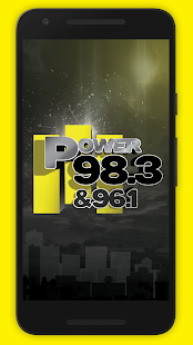 Power 98.3 & 96.1- screenshot thumbnail
