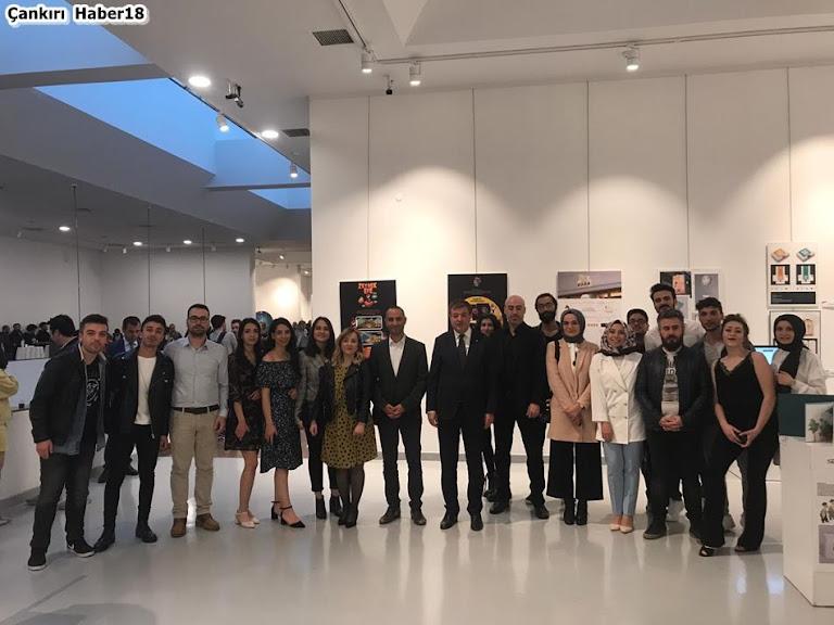 Çankırı Karatekin Üniversitesi Güzel Sanatlar Fakültesi,Güzel Sanatlar Fakültesi Dekanı Prof. Dr. M. Muhtar Kocakerim,