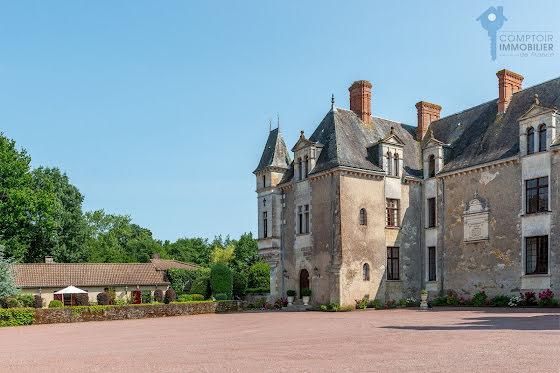 Vente château 28 pièces 1050 m2