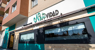 Fachada de Restaurante Natividad.