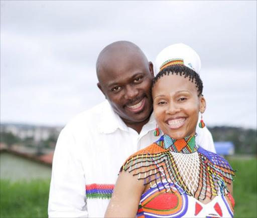 Kwamashu Hosted The Traditional Wedding Ceremony Of Actress And Her Long Time Love Skhuthazo Winston Khanyile