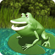Frog Jump - Jumping together