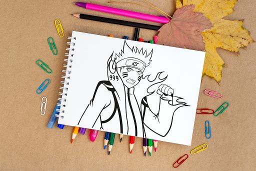How To Draw Cartoon Anime 3.0 screenshots 6