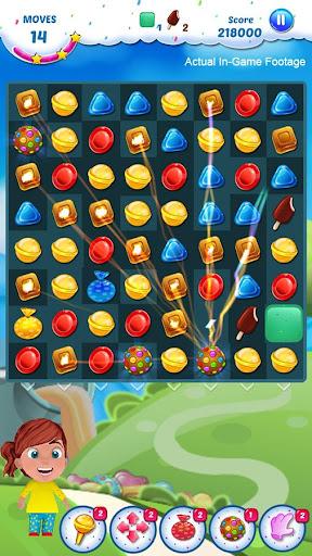 Gummy Candy - Match 3 Game screenshots 9