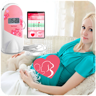 Baby Heartbeat Listener Monitor Tracker Prank - náhled