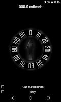 Screenshot of Old School Speedometer