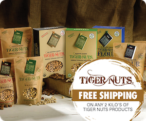 Tiger Nuts USA coupon