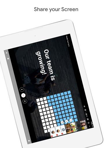 Google Meet - Secure Video Meetings 44.5.324814572 Screenshots 9