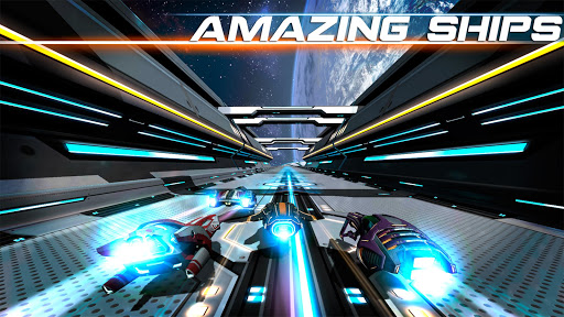 cosmic challenge racing screenshot 2