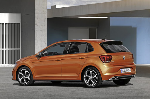 The rear gets new LED tail lights and more boot space.  Picture: VOLKSWAGEN