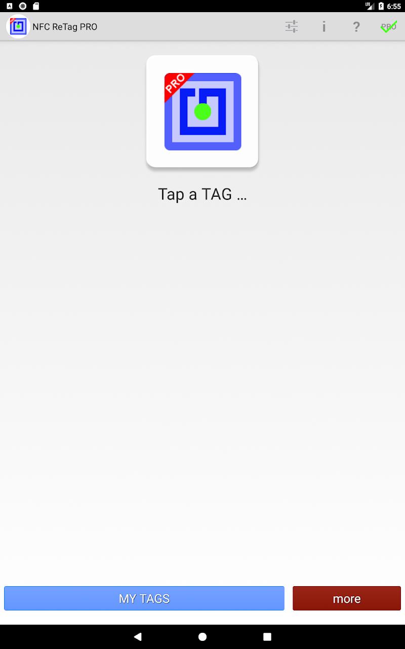 NFC ReTag PRO Screenshot 14