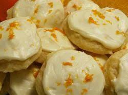 Orange Drop Cookies