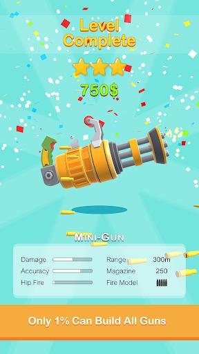 Gun Builder 3D screenshot 1