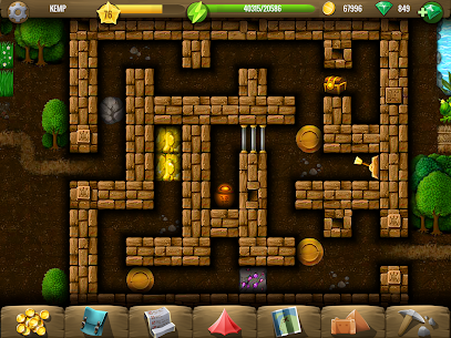 Diggy's Adventure: Fun Logic Puzzles & Maze Escape App Latest Version Download For Android and iPhone 4