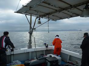 Photo: 他の方々もガンバって釣りましょう!
