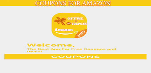 Coupons for Amazon & Promo codes APK