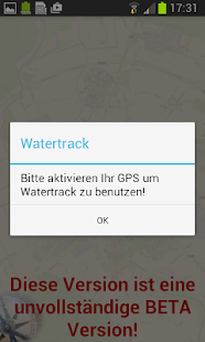 Watertrack ECO Touring planner- screenshot thumbnail
