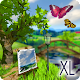 Parallax Nature: Summer Day XL 3D Gyro Wallpaper apk