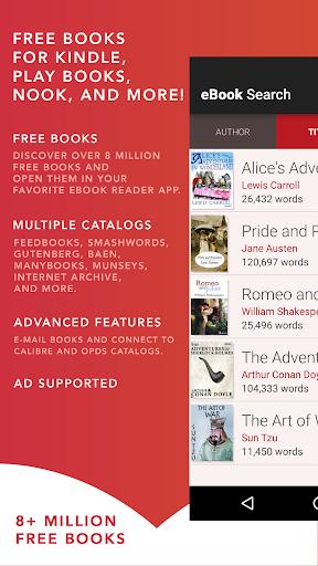 eBook Search - Free Books