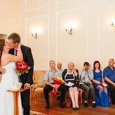 Wedding photographer Kirill Kuznecov (Kukirill). Photo of 10.08.2016