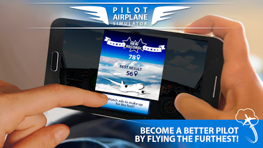 Pilot Pesawat simulator 3D 1.2 screenshots 4