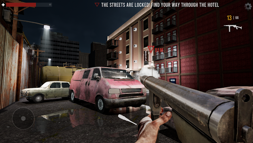 The Lost Road:Zombie Shooter Game & Survival FPS 1.0.0 screenshots 3