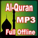 Al Quran MP3 Full Offline icon