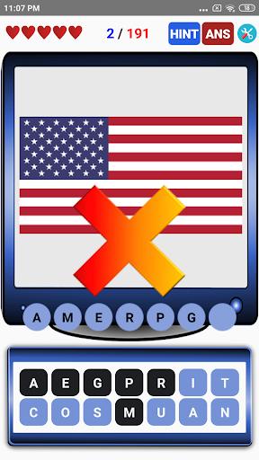 Flag Quiz - Flags Quiz, FlagQuiz, FlagsQuiz screenshots 6
