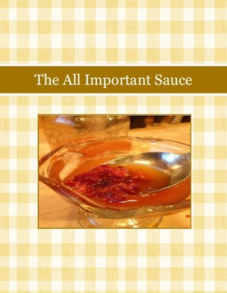 The All Important Sauce