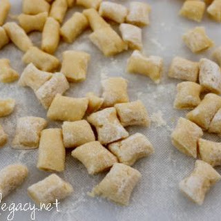 Make Perfect Gnocchi at Home.