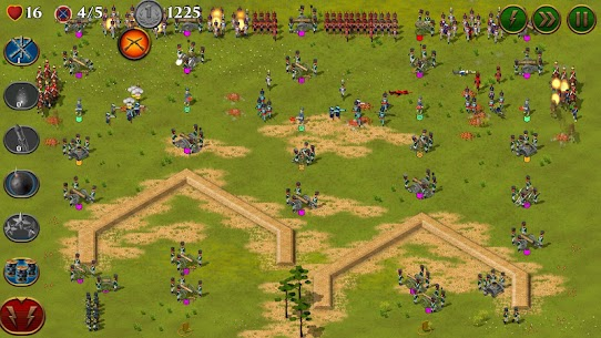 1812. Napoleon Wars TD Tower Defense strategy game Mod Apk Download For Android 4