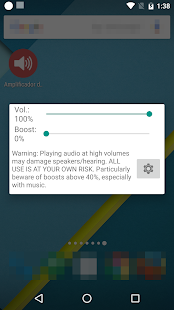 Volume Booster GOODEV Legacy - náhled