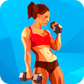 At Home Fitness For Women