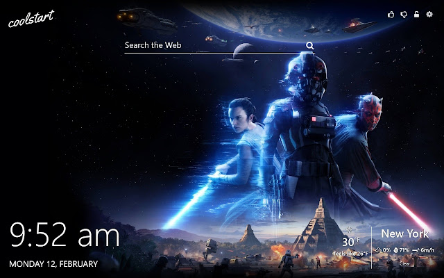Star Wars Battlefront 2 Hd Wallpapers Theme