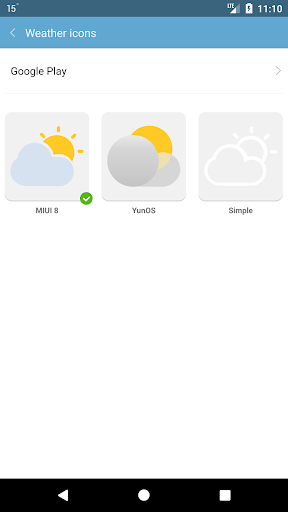 Weather Mate (Weather M8) 1.3.1 screenshots 7