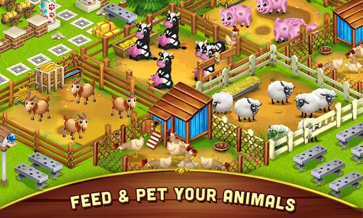 Big Little Farmer Offline Farm screenshot 7