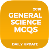 Daily General Science MCQs 2018