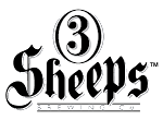 Logo for 3 Sheeps Brewing Company