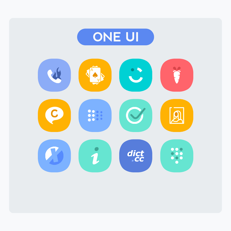 OneUI - Icon Pack : S10 Screenshot 3