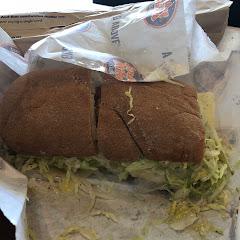 Gluten free #14, cold veggie
