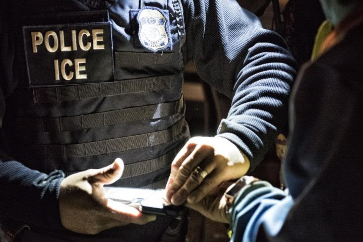 How welfare rolls change in communities where ICE freely operates