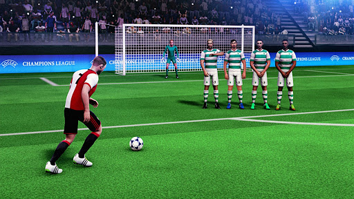 Champions FreeKick League 2018  gameplay | by HackJr.Pw 5