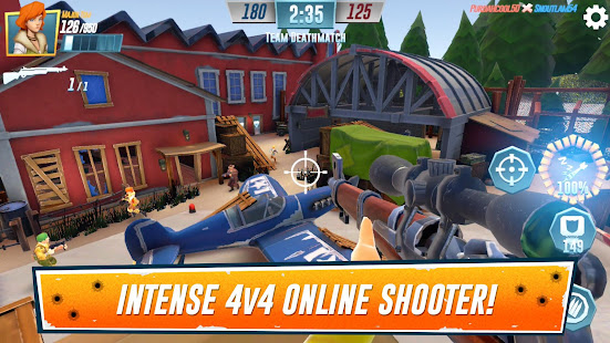 Heroes of Warland – PvP Shooting Arena 2