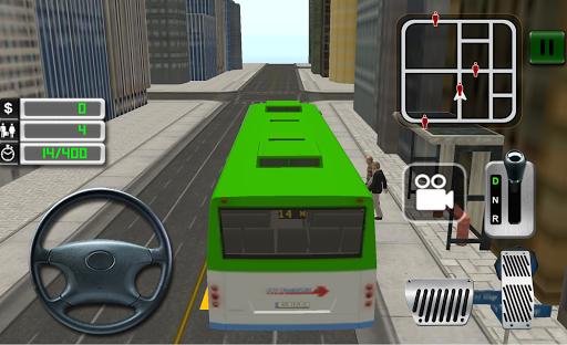 Real Bus Driving Simulator 3.9 screenshots 1