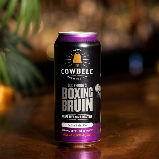 Cowbell Boxing Bruin IPA